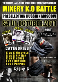 Mixery Ko preselection Russia
